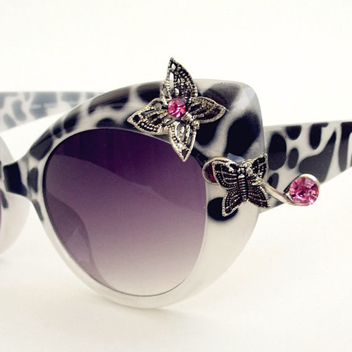 003 39 Most Stylish Gold and Diamond Sunglasses in 2021