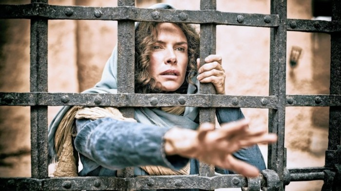 """030813ReligionLede3 """"The Bible"""" Receives Three Emmy Award Nominations"""