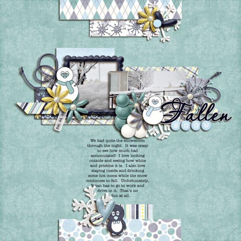 08-19-WinterFrolic Best 65 Scrapbooking Ideas to Start Creating Yours