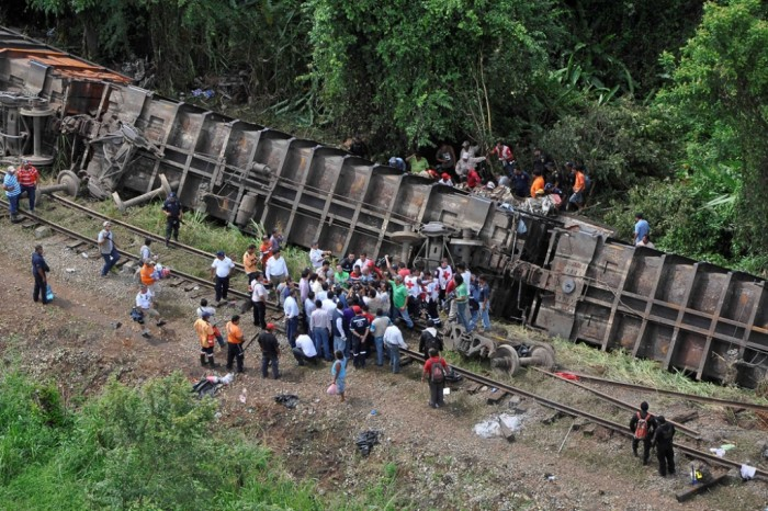 082613mexicotrain_dngmvp What Are the Most Serious & Catastrophic Train Accidents in 2013?