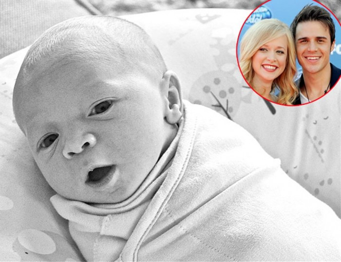 1384983489_kris-allen-katy-o-connell-lg Celebrities Who Had Babies in 2013, Who Are They?