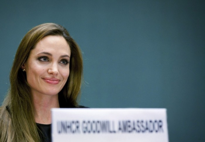 168824-unhcr-goodwill-ambassador-angelina-jolie-speaks-during-an-annual-meeti Who Are the Newest Goodwill Ambassadors of the Stars in 2013?