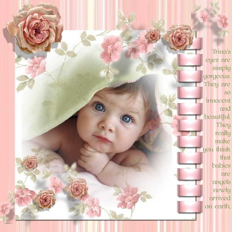 3-baby-girl-scrapbook-max-2-sample Best 65 Scrapbooking Ideas to Start Creating Yours