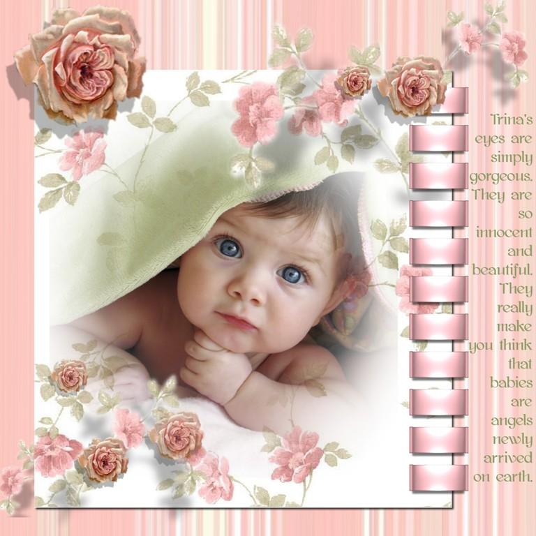 3-baby-girl-scrapbook-max-2-sample Best 65 Scrapbooking Ideas to Start Creating Yours