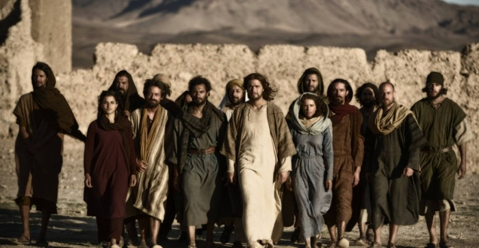 """37896974_Graded_Gallery_TB_Day30B_05032012_JA_D3S3547-P """"The Bible"""" Receives Three Emmy Award Nominations"""