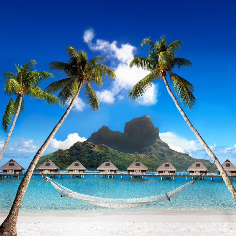 3D-Bora-Bora Top 10 Romantic Vacation Spots for Couples to Enjoy Unforgettable Time