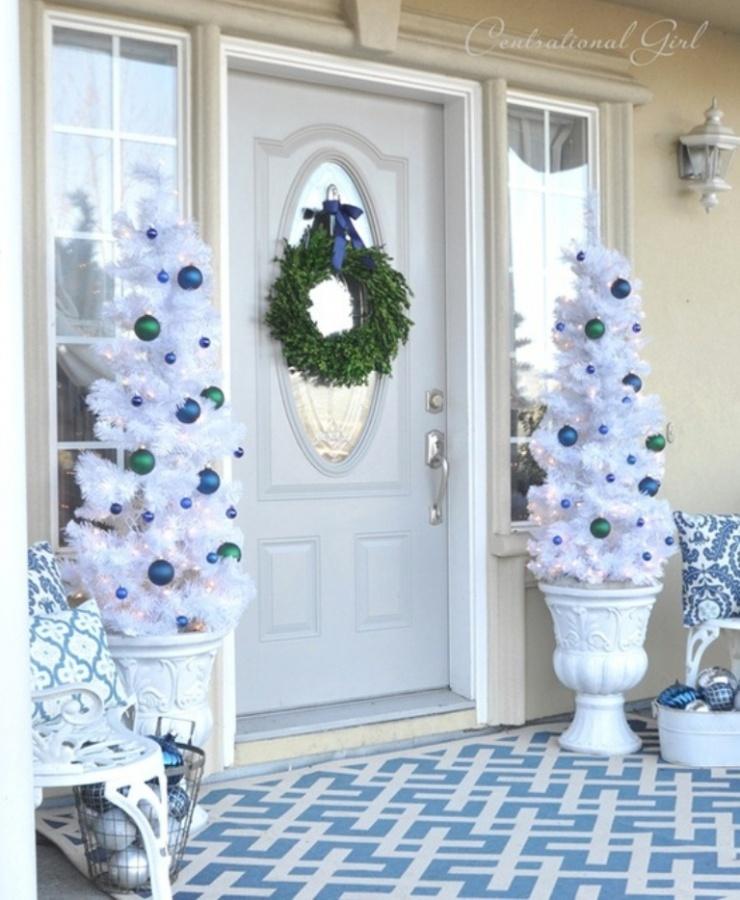 5-Christmas-Porch-decorating-Ideas Dazzling Christmas Decorating Ideas for Your Home in 2017 ... [UPDATED]
