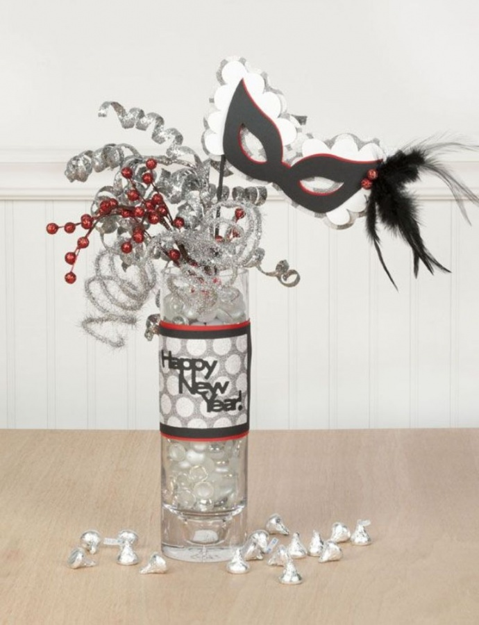 505e35e6f47facaa7ad389868a3779c3 Awesome & Breathtaking Ideas for New Year's Holiday Decorations