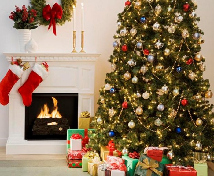 5356joseph 65+ Dazzling Christmas Decorating Ideas for Your Home in 2019