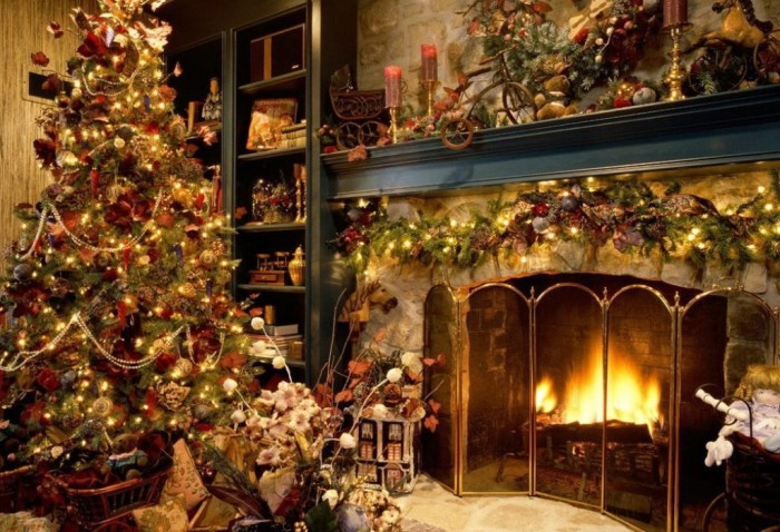 5359joseph 65+ Dazzling Christmas Decorating Ideas for Your Home in 2019