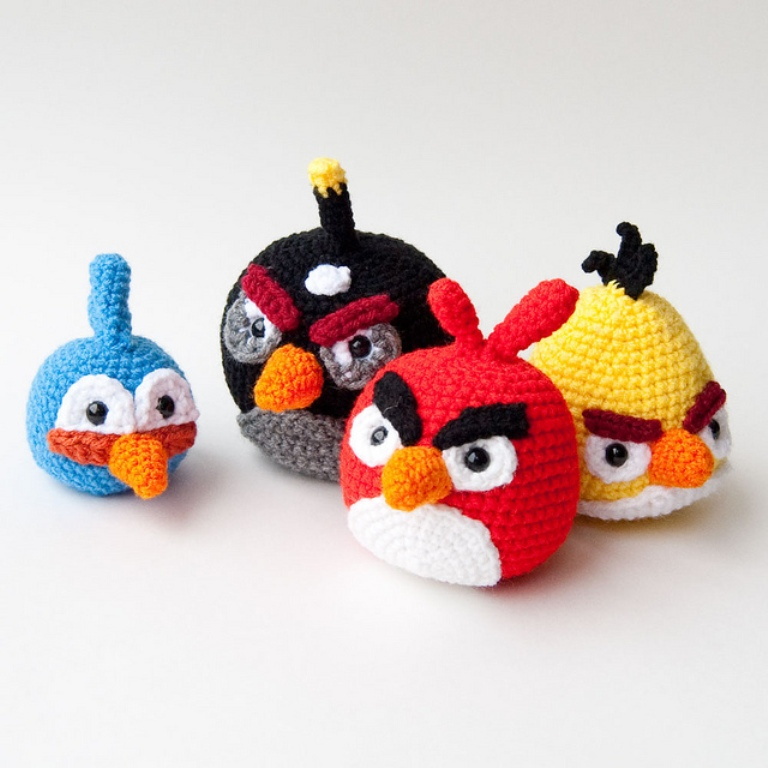 5470665963_47a8d2f88f_z 10 Fascinating Ideas to Create Crochet Patterns on Your Own