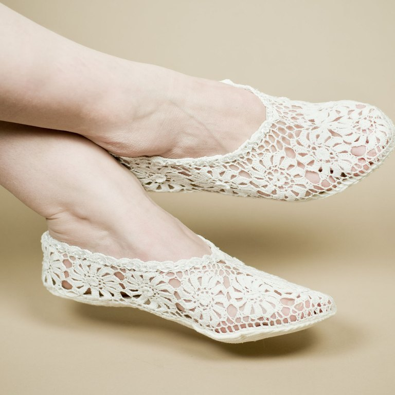 616-LDS-Temple-crochet-slipper 10 Fascinating Ideas to Create Crochet Patterns on Your Own