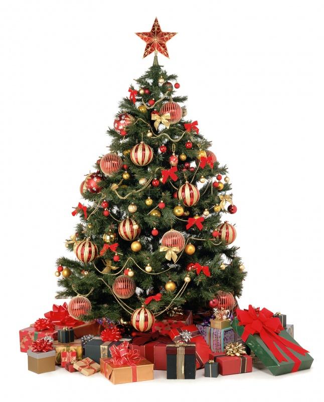 65656668978 79 Amazing Christmas Tree Decorations