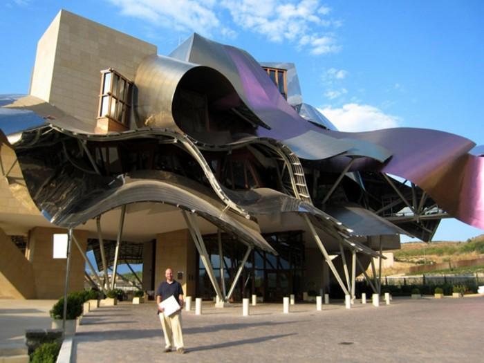 739969-hotel-marques-de-riscal Top 30 World's Weirdest Hotels ... Never Seen Before!