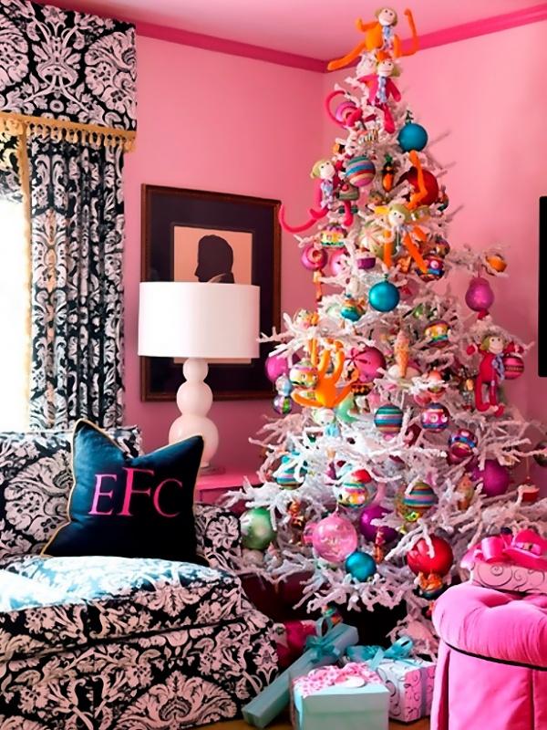 8685 79 Amazing Christmas Tree Decorations