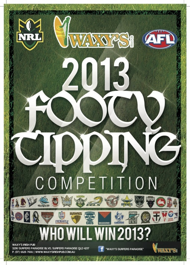 A4_footy_tipping Footy Tipping Competitions Can Help You to Win Money