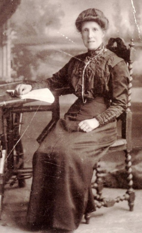 Agnes-Cornwell Research Your Family History to Know Who You Are