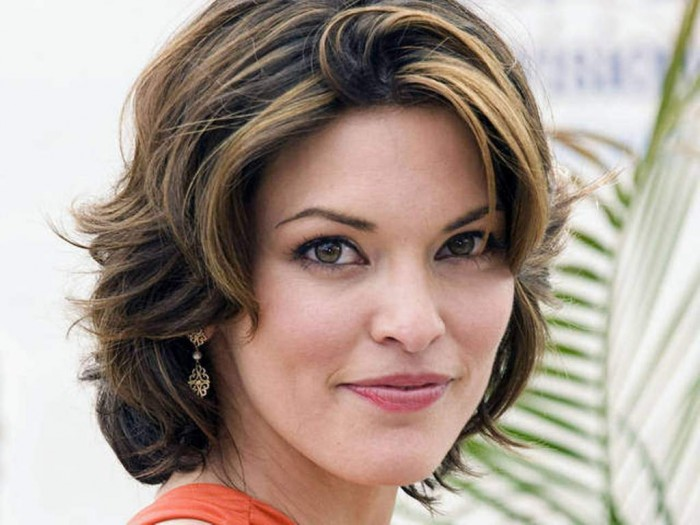 Alana-De-La-Garza-and-her-husband-Michael-Roberts Celebrities Who Had Babies in 2013, Who Are They?