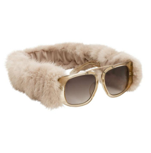 Alexander-Wang-13-C1-Sunglasses 39 Most Stylish Gold and Diamond Sunglasses in 2019