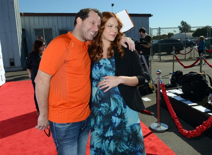 Amanda+Righetti+Jordan+Alan+P+ARTS+Presents+aRvVr1qVko1x Celebrities Who Had Babies in 2013, Who Are They?