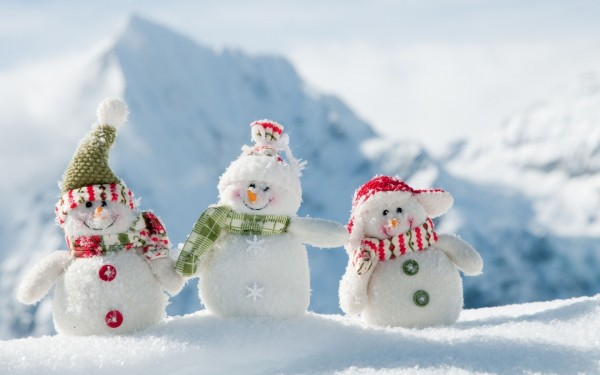 Amazing-Ideas-For-Christmas-Snow-Decoration3 79 Amazing Christmas Tree Decorations