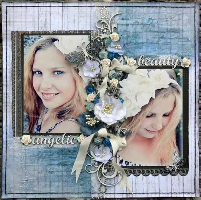Angelic-Beauty- Best 65 Scrapbooking Ideas to Start Creating Yours