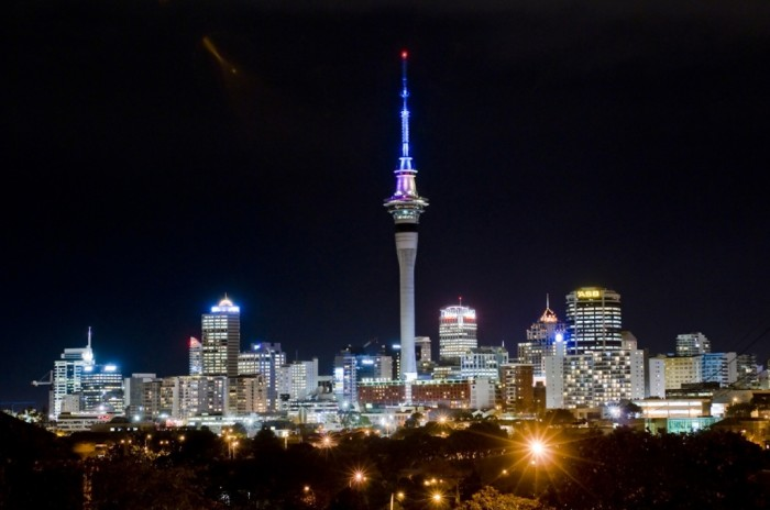 Auckland_Sky_Tower_1 The World's 20 Weirdest & Craziest Elevators