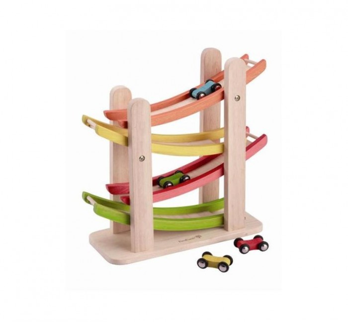 Best-kids-wooden-toys-by-age-Everearth-Ramp-Racer-ideal-for-toddlers-and-children-18-months-baby- Do You Know How to Choose the Right Toys & Games for Your Child?