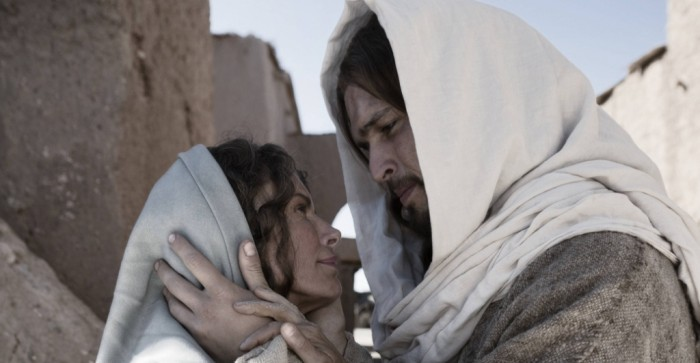 """Bible-Jesus-Mother-Mary-P """"The Bible"""" Receives Three Emmy Award Nominations"""
