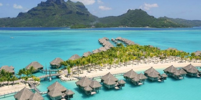 Bora bora pouted online magazine latest design trends for Top 10 vacation spots couples