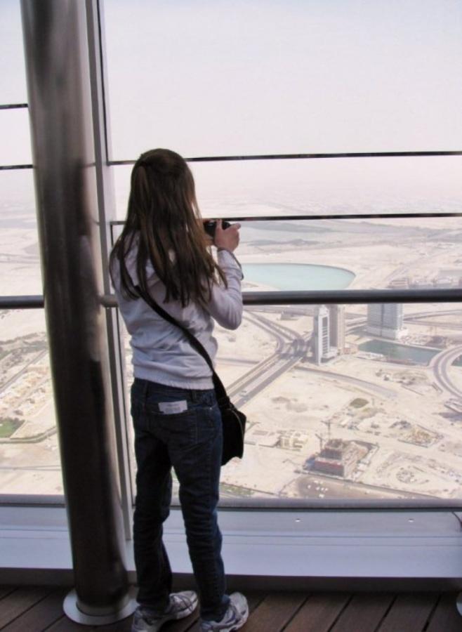 Burj-Khalifa-Dubai-viewing-deck The World's 20 Weirdest & Craziest Elevators