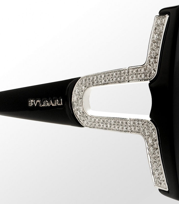 Bvlgari-Parentesi-Diamond-and-Gold-Sunglasses-Limited-Edition-2 39 Most Stylish Gold and Diamond Sunglasses in 2018