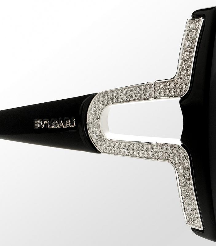 Bvlgari-Parentesi-Diamond-and-Gold-Sunglasses-Limited-Edition-2 39 Most Stylish Gold and Diamond Sunglasses in 2021