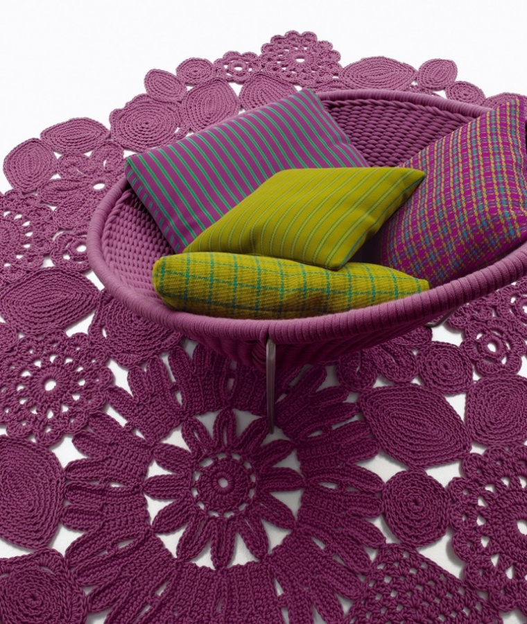 CROCHET_01 Stunning Crochet Patterns To Decorate Your Home & Make Accessories