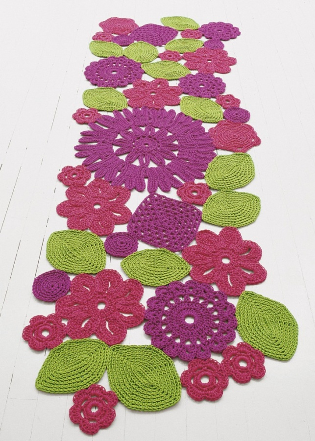 CROCHET_02 Stunning Crochet Patterns To Decorate Your Home & Make Accessories