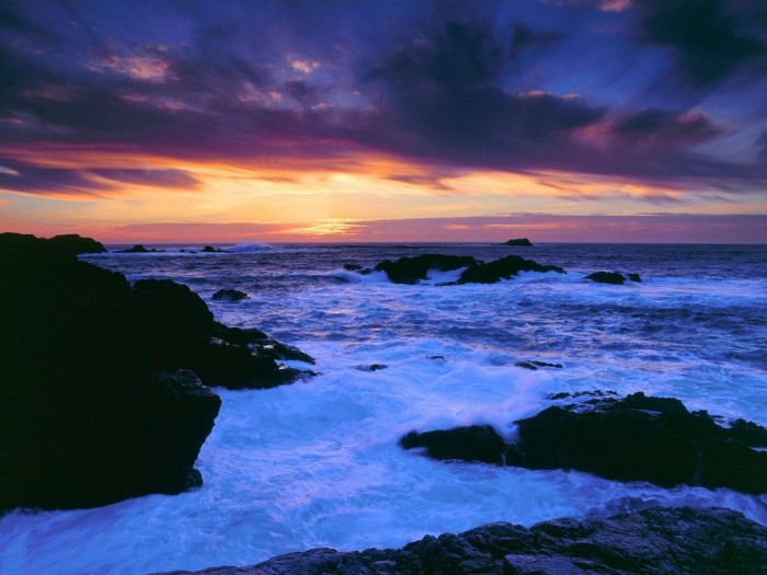 Carmel_Coast_Sunset_California2 Top 10 Romantic Vacation Spots for Couples to Enjoy Unforgettable Time