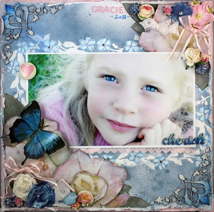 Cherish-Gracie Best 65 Scrapbooking Ideas to Start Creating Yours
