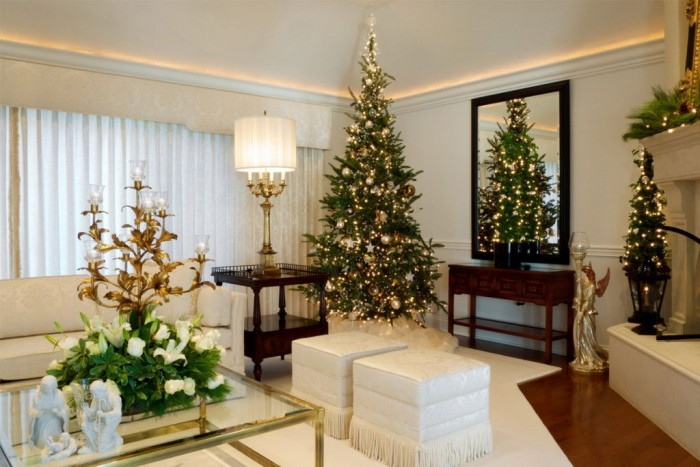 Christmas-Countdown-2014. 65+ Dazzling Christmas Decorating Ideas for Your Home in 2019