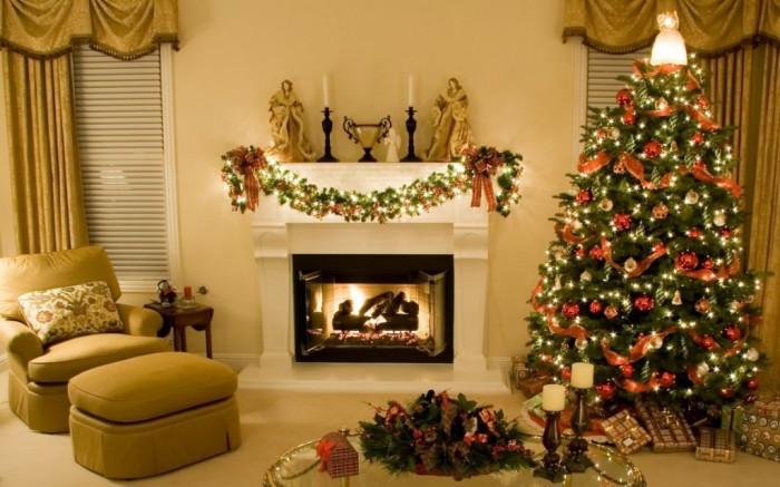 Christmas-Countdown-20147 Dazzling Christmas Decorating Ideas for Your Home in 2017 ... [UPDATED]
