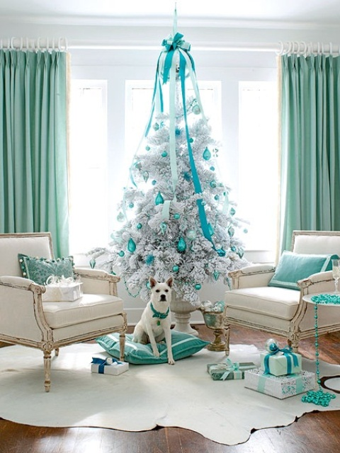Christmas-Decoration5 79 Amazing Christmas Tree Decorations
