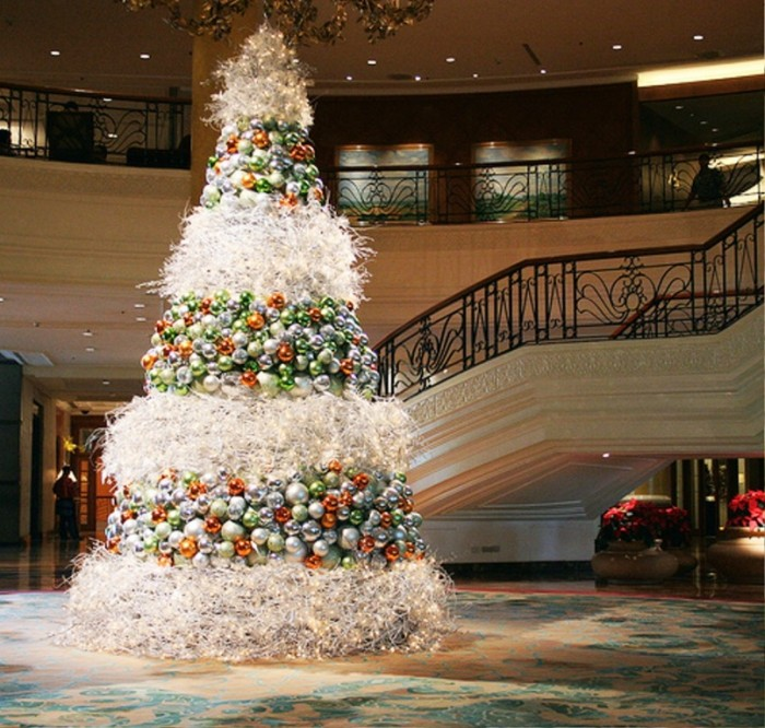 Christmas-Holiday-2014-Decorating-11 Dazzling Christmas Decorating Ideas for Your Home in 2017 ... [UPDATED]
