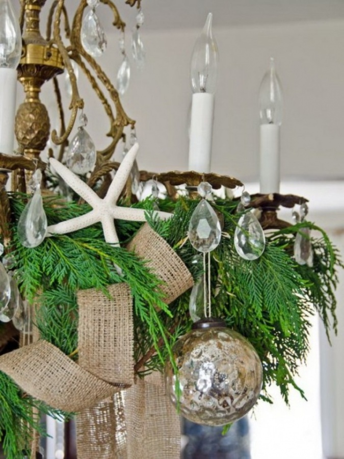 Christmas-countdown-2014 Dazzling Christmas Decorating Ideas for Your Home in 2017 ... [UPDATED]