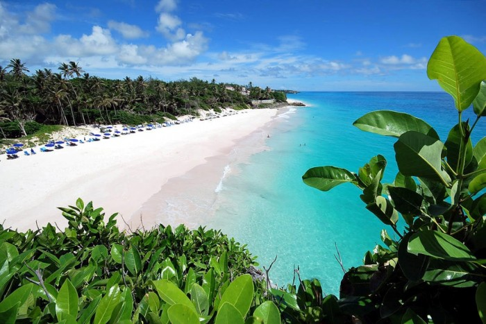 Crane_Beach_Barbados1 Top 10 Romantic Vacation Spots for Couples to Enjoy Unforgettable Time