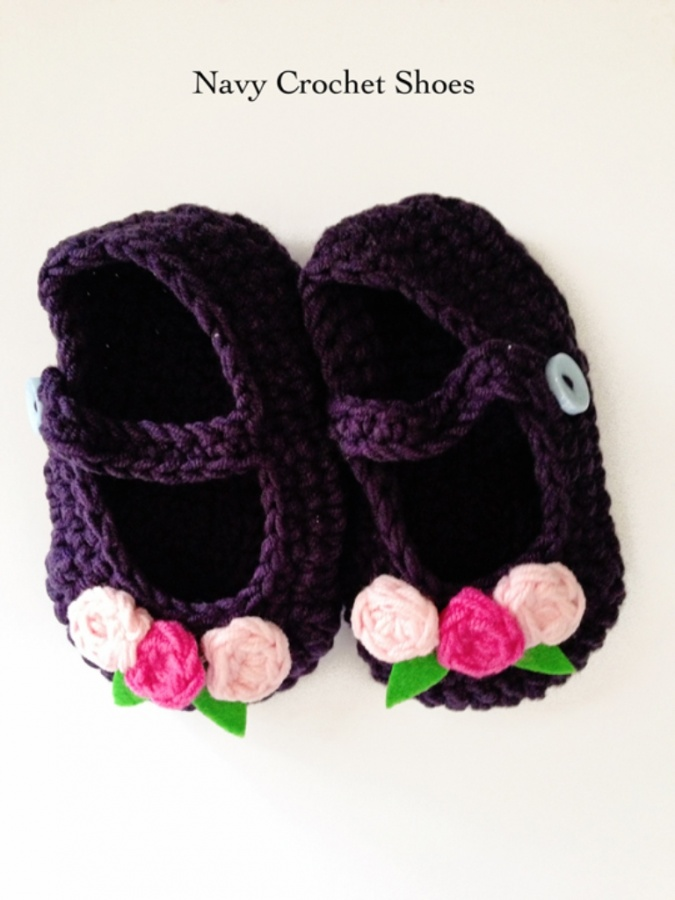 Crochet-Flower_38292 10 Fascinating Ideas to Create Crochet Patterns on Your Own