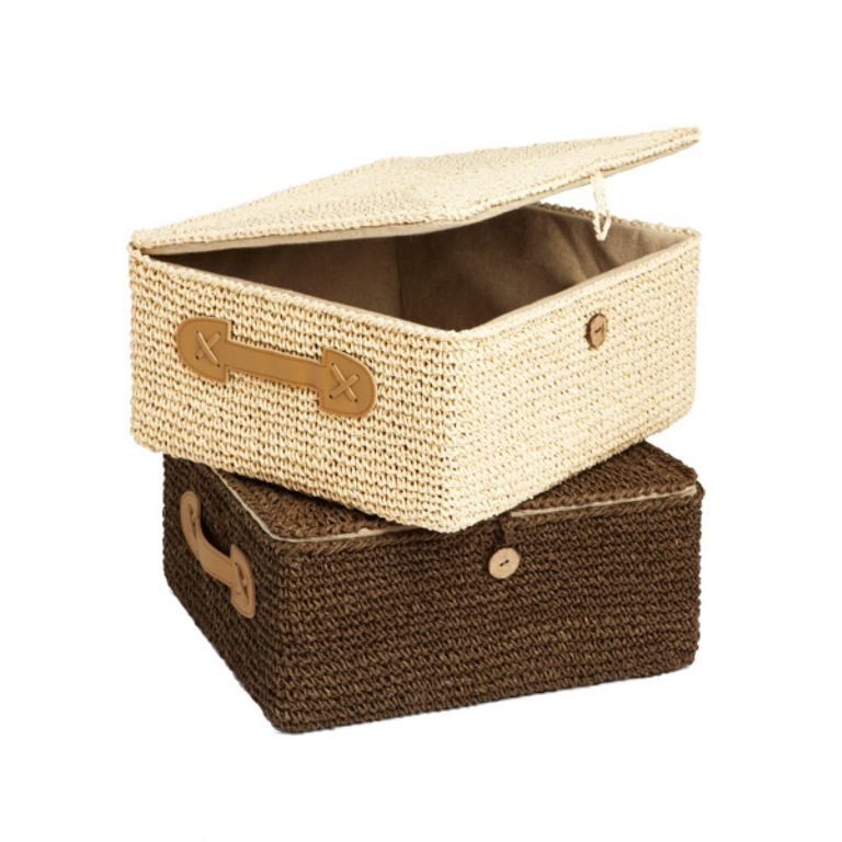 CrochetBoxes_x Stunning Crochet Patterns To Decorate Your Home & Make Accessories