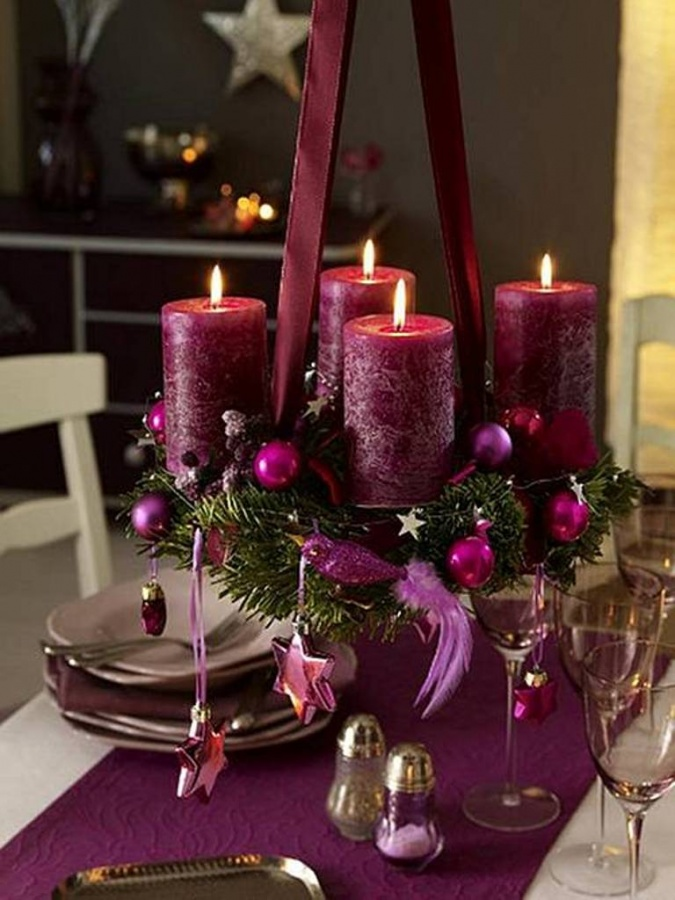 Decoration-Contemporary-Christmas-Decoration-Ideas-Indacnet-43-Charming-Christmas-Tree-Decorations-Ideas-for-Small-Living-Room-Space Dazzling Christmas Decorating Ideas for Your Home in 2017 ... [UPDATED]