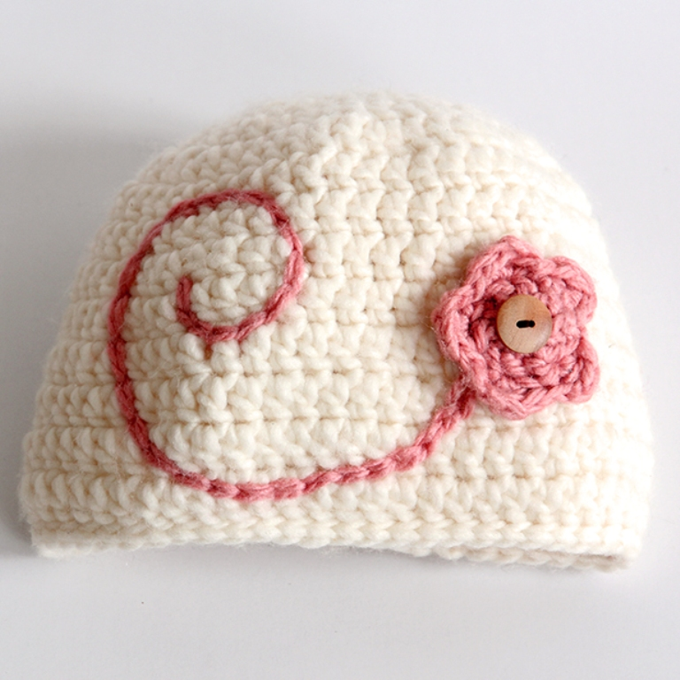 Easy_Crochet_Hat 10 Fascinating Ideas to Create Crochet Patterns on Your Own