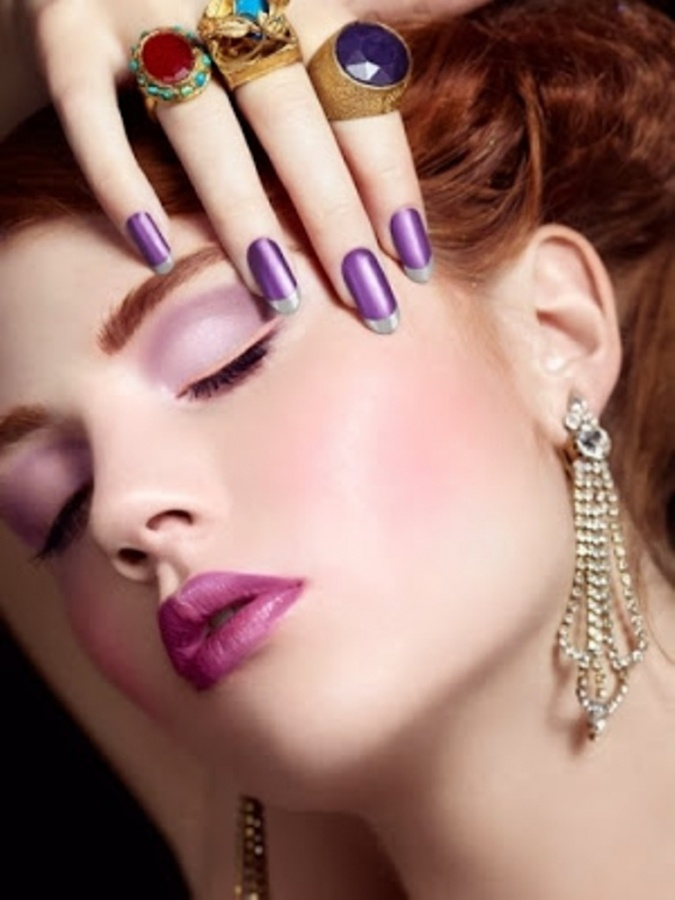 Elegant-And-Complete-Party-Makeup-At-New-Year-From-2014-1 Top 10 Latest Beauty Trends That You Should Try