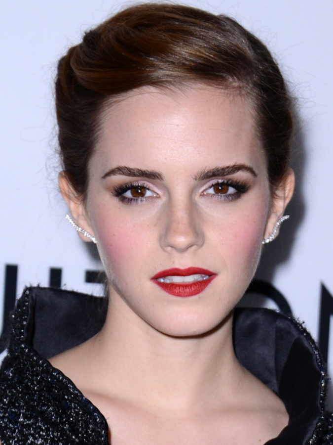 Emma-Watson-The-Bling-Ring-premiere-LA-June-2013 What Are the Latest Beauty Trends for 2014?