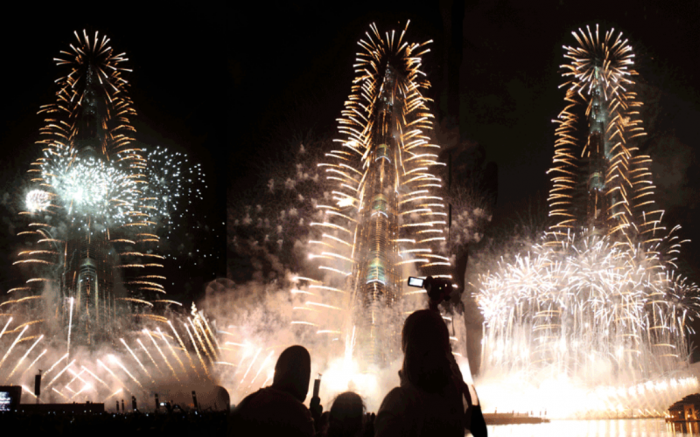 """Expo2020_Celebration """"Festival of Lights"""" Enchants the Hearts in the Galleria During the Holiday Season"""